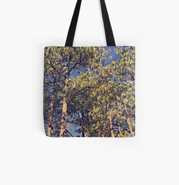 For the Green Room All Over Print Tote Bag