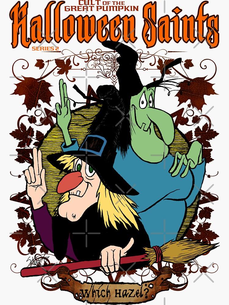 Halloween Saints Series 2: Angela by ChadSavage