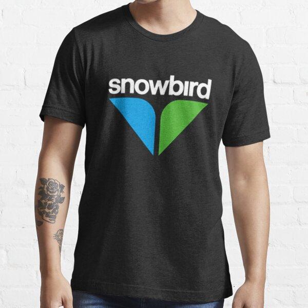 Snowbird Ski Resort Tourism  Essential T-Shirt