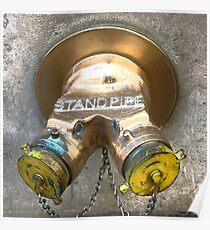 Standpipe Poster
