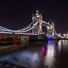 Tower Bridge by Stuart  Gennery