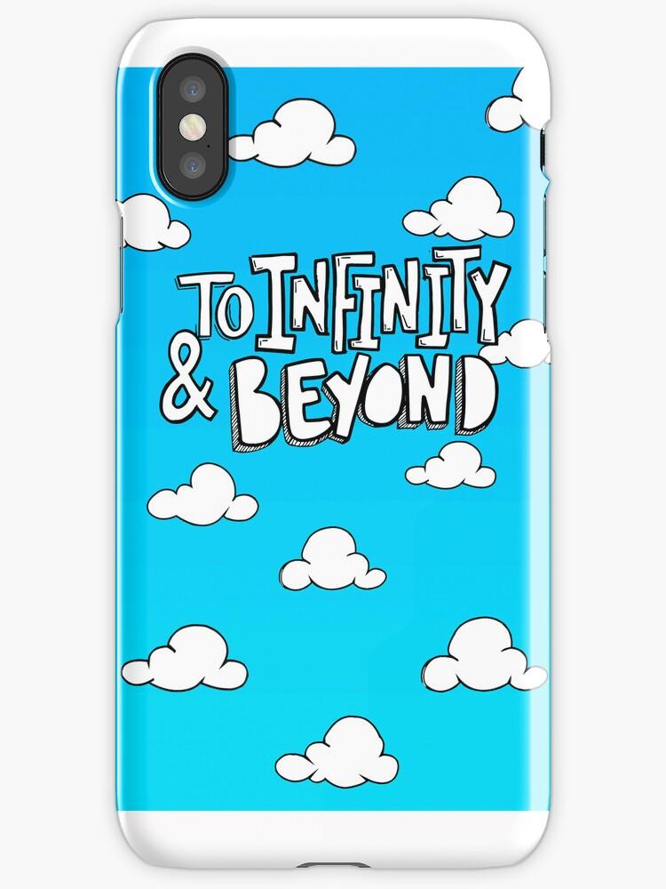 To Infinity & Beyond by Mariana Ramírez