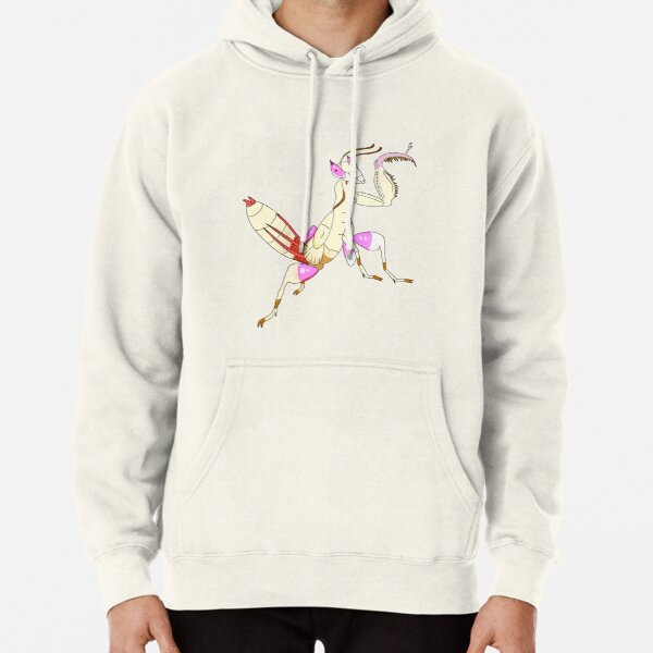 Orchid Mantis Pullover Hoodie