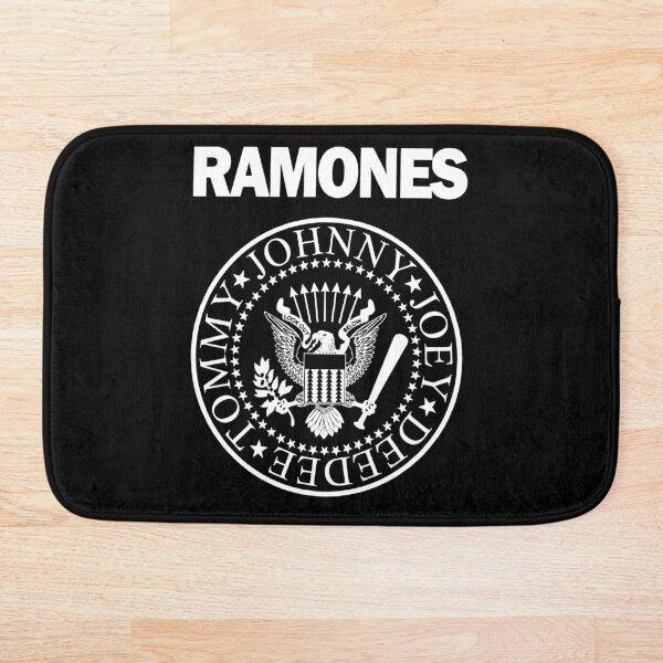 BLACK FRIDAY SALE - Ramones Bath Mat