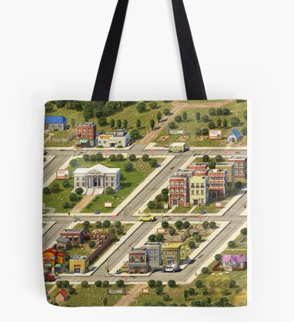 Onett (minimal) Tote Bag