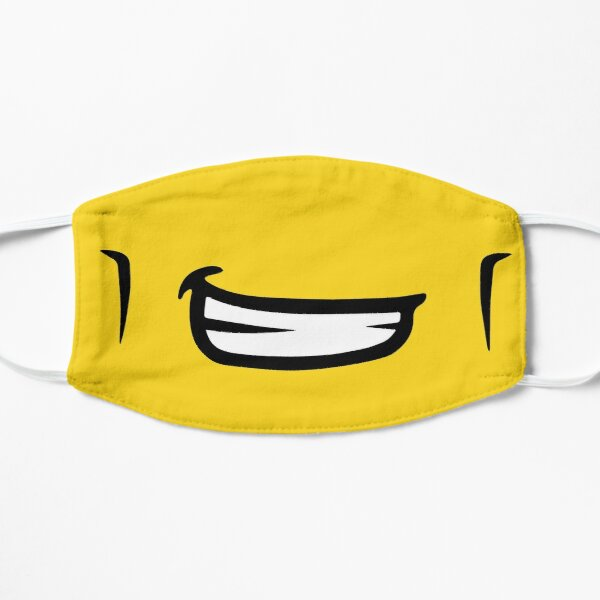 Smiley Lego Smart and Confident Smile Mask