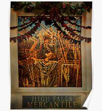 High Falls Mercantile Poster