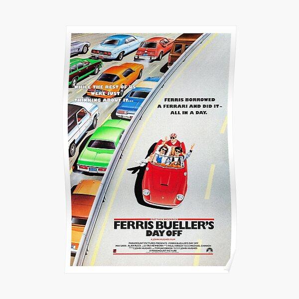 Ferris Bueller's Day Off (1986) Poster