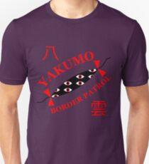 Yakumo Border Patrol Unisex T-Shirt