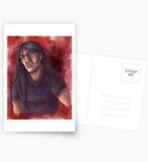 Nathan Watercolor Postcards