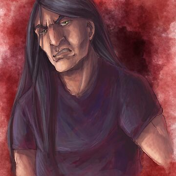 Nathan Watercolor by StarryKnightArt