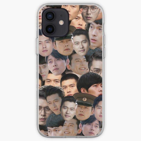 Hyun Bin iPhone Soft Case