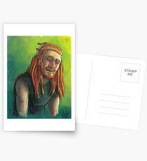 Pickles Watercolor Postcards