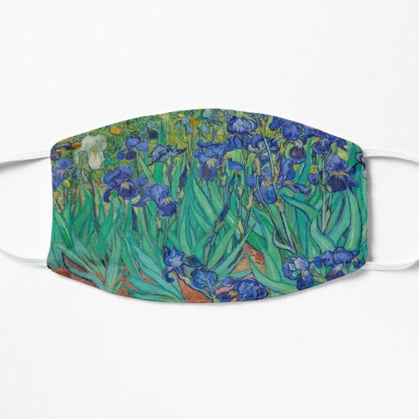 Irises - Van Gogh Flat Mask