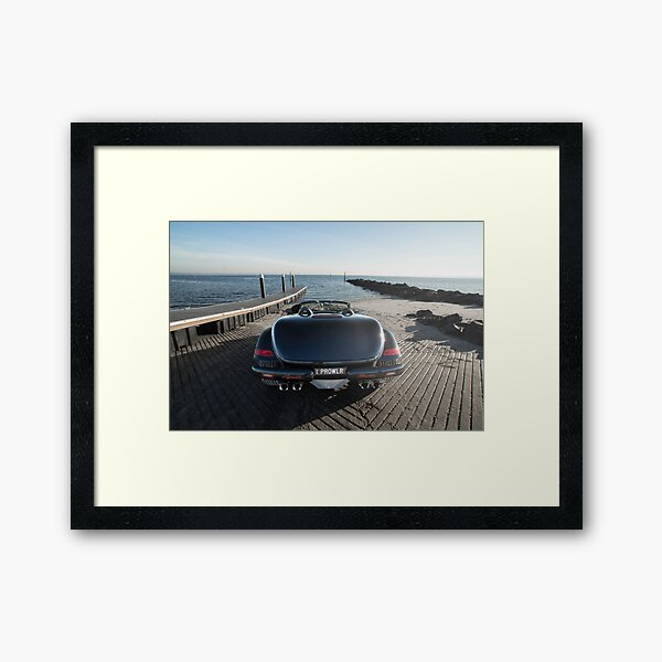 Plymouth Prowler Framed Art Print