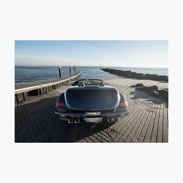 Plymouth Prowler Photographic Print