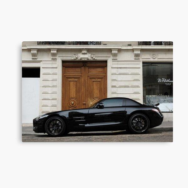 Mercedes-Benz SLS AMG Canvas Print