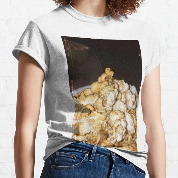 Popcorn Aesthetic Classic T-Shirt