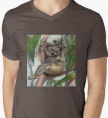 Nap O'Clock Men's V-Neck T-Shirt