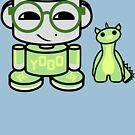 Yobo Yo O'babybot (and Deeogee) by Carbon-Fibre Media
