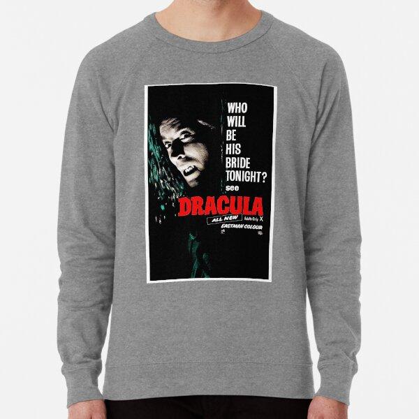 Horror of Dracula (1958) Lightweight Sweatshirt