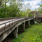 Big Piney River Bridge on Route 66, Devil's Elbow, MO by swtrekker