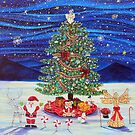 'CHRISTMASLAND'  by Jerry Kirk