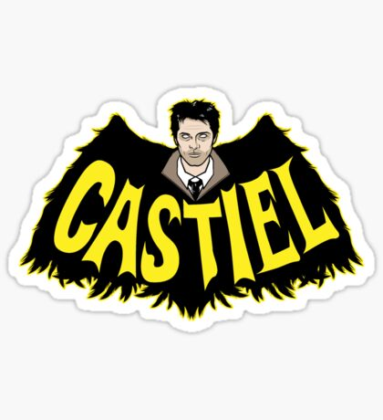 Cas  Sticker
