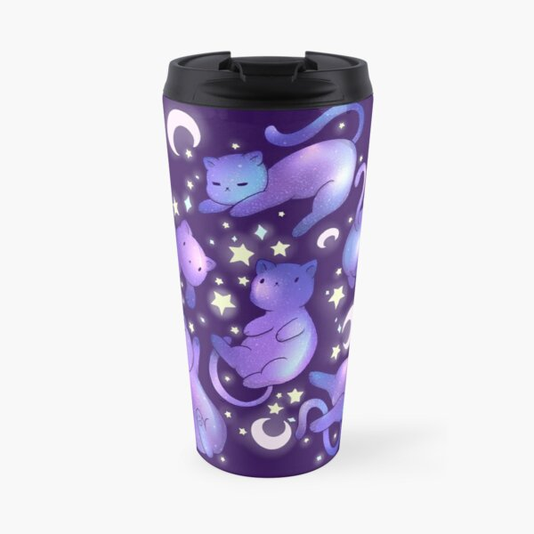 Galaxy Kittens  Travel Mug