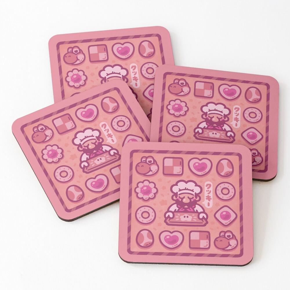 Cookies Coasters (Set of 4)