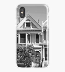 The Victorians of Alamo Square iPhone Case