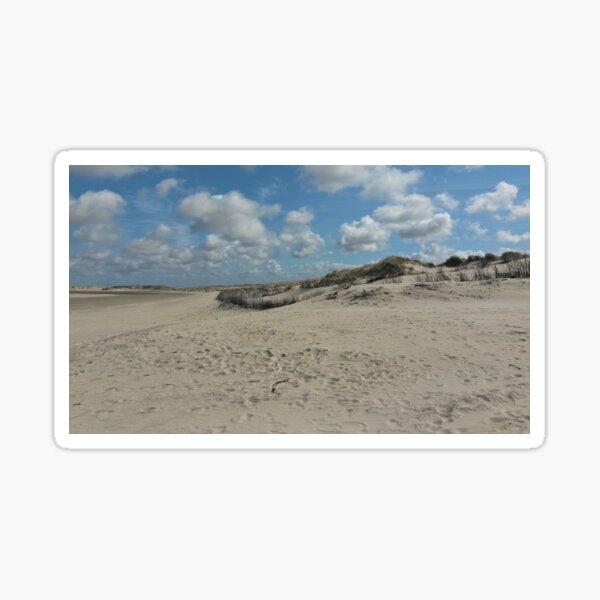 Strandlandschaft Sticker