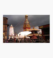 Stupa Photographic Print