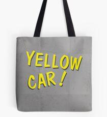 Yellow Car! (Alternative) Tote Bag