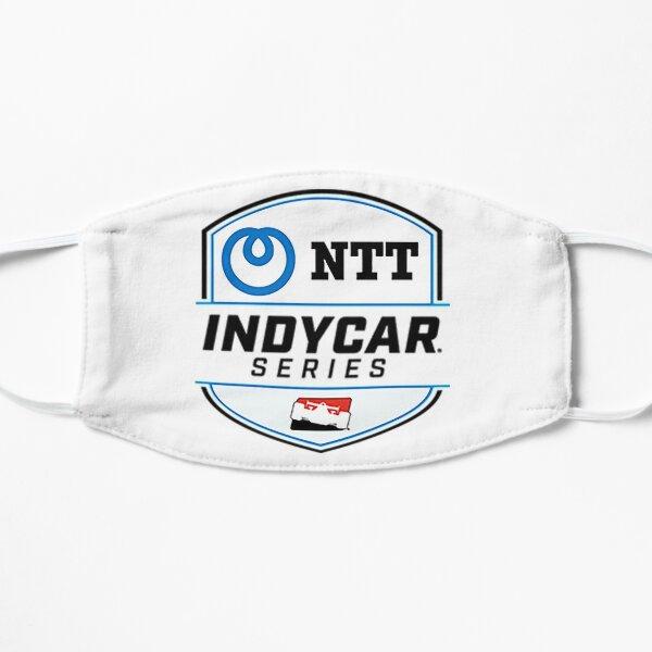 IndyCar Series Mascarilla plana