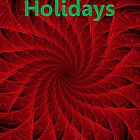 Happy Holidays by Annmarie *