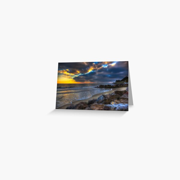 Steephill Cove Greeting Card