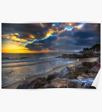 Steephill Cove Poster