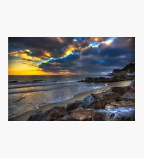 Steephill Cove Photographic Print