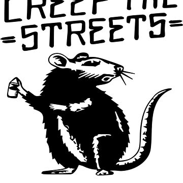 Creep The Streets  by confusious