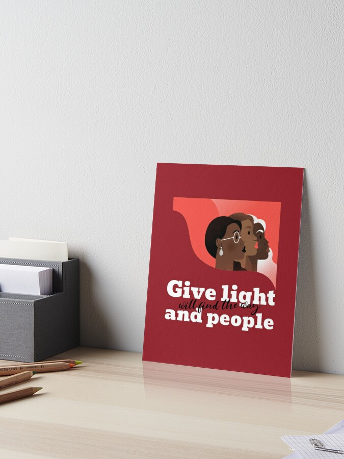 Find the Light 8x10 print