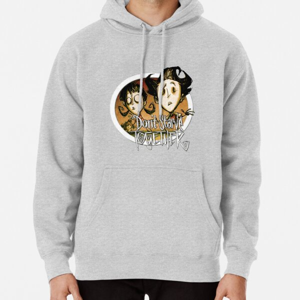 Wilson & Wendy - Don't Starve Together Pullover Hoodie