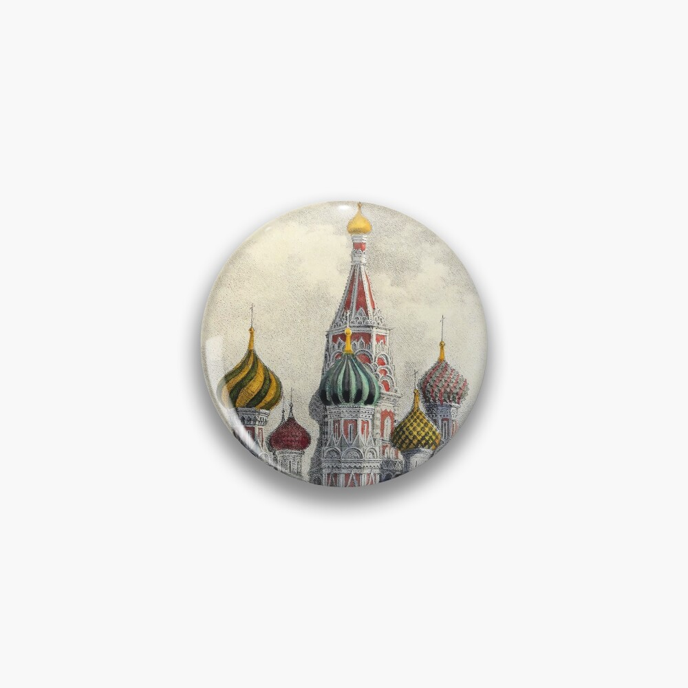 Saint Basil's Cathedral, Moscow Pin