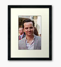 Andrew Scott Framed Print