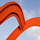 Red structure by dominiquelandau