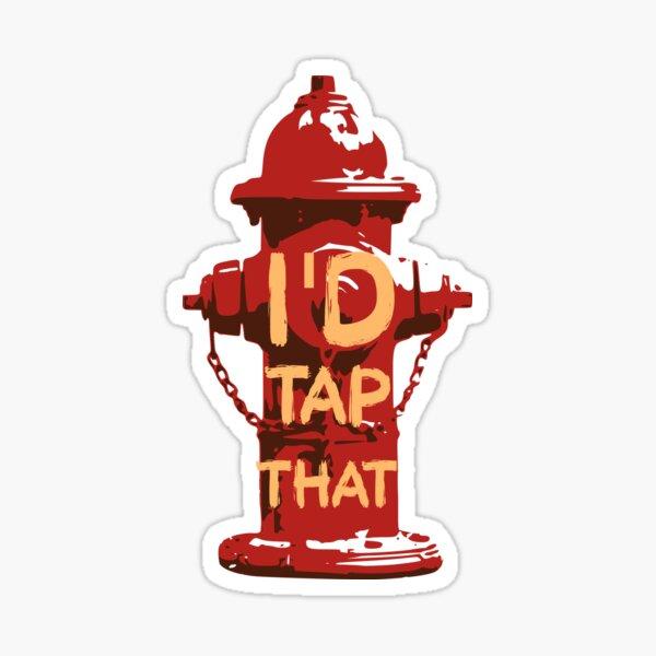 I'd tap that Sticker