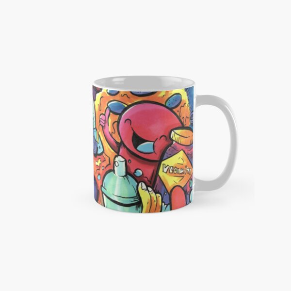 SUPREME // Copic Marker Doodle Classic Mug