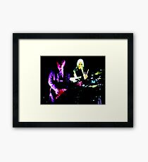 The Scientists Framed Print