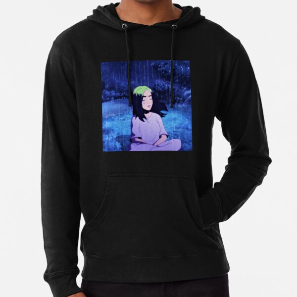 My Future Billie Eilish Lightweight Hoodie By Vanshmahindra14 Redbubble