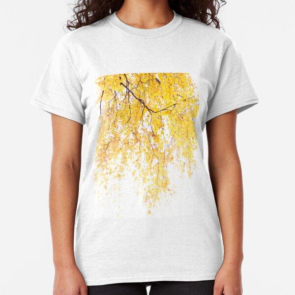 Golden Waterfall Classic T-Shirt